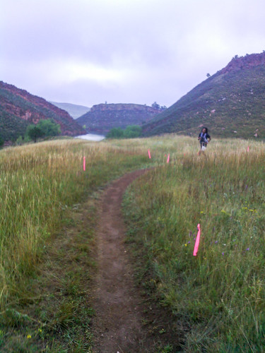 South Valley trail