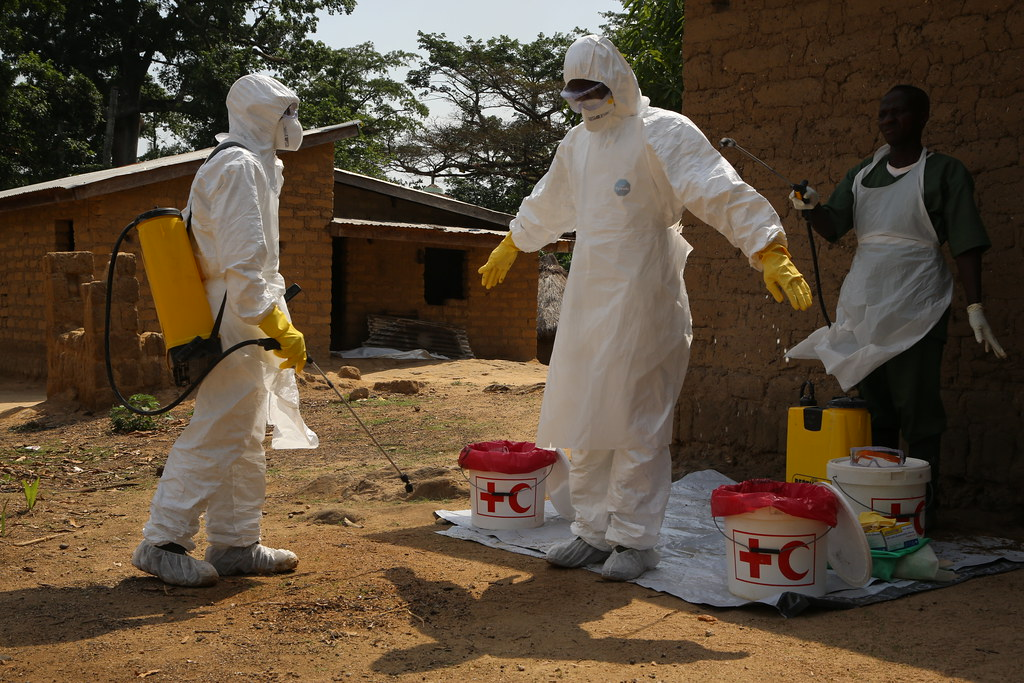 The fight against Ebola in Guinea
