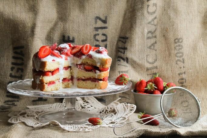 Recette de layer cake