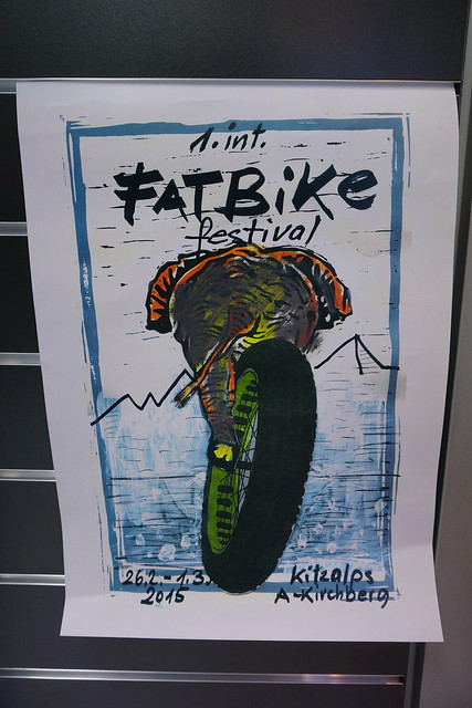 Eurobike 2014: 1st international fatbike festival