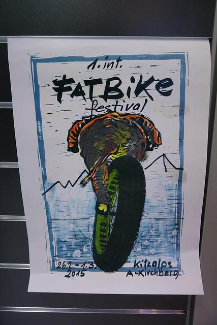 Eurobike 2014: 1st international fatbike festival