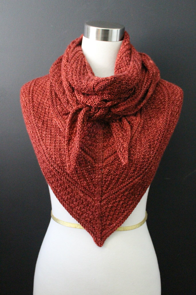 Guernsey Shawl Knit Pattern On Ravelry Madelinetosh Pashm