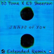 Get Ready to Hit the Floor With This EDM Track 'Shape Of You (DJ Tone X Ed Sheeran) - Extended Remix' by DJ Tone