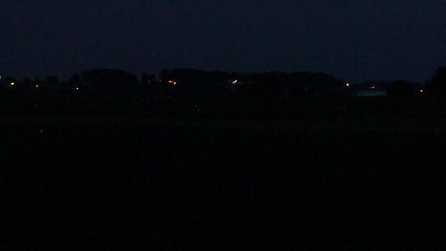 Fireflies in a Pennsylvania Field