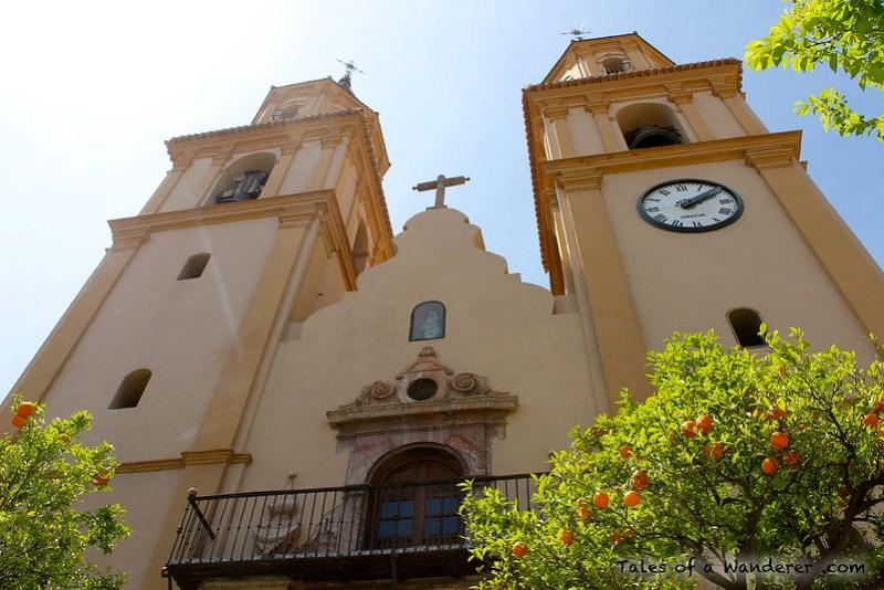 ÓRGIVA - Parroquia de Nuestra Señora de la Expectación