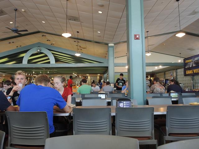 russel dining hall