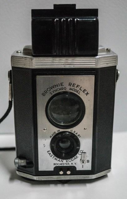 Kodak Brownie Reflex (Synchro Model)