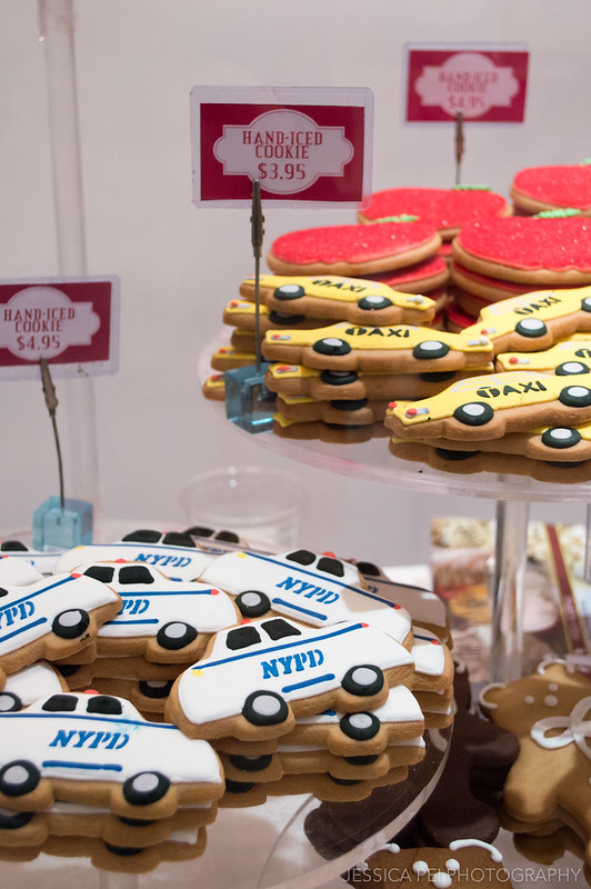 New York Cookies at Chelsea Market