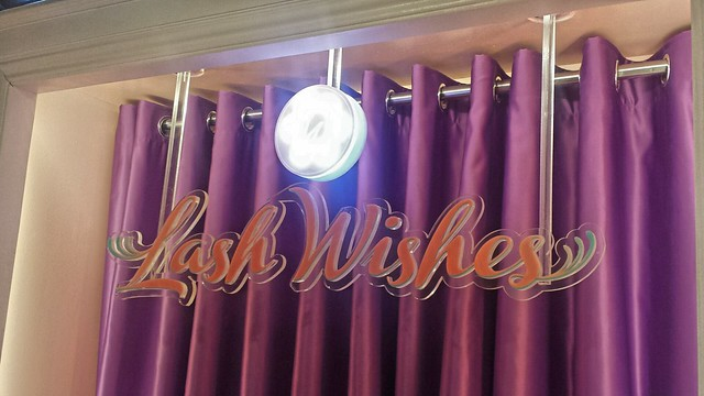 Lash Wishes salon review
