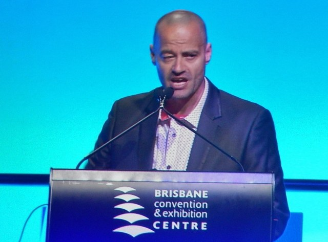 Adam Spencer - MC