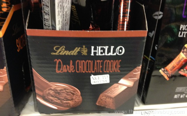 Lindt Hello Dark Chocolate Cookie