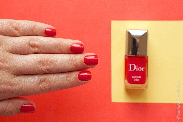 10 Dior #750 Captain