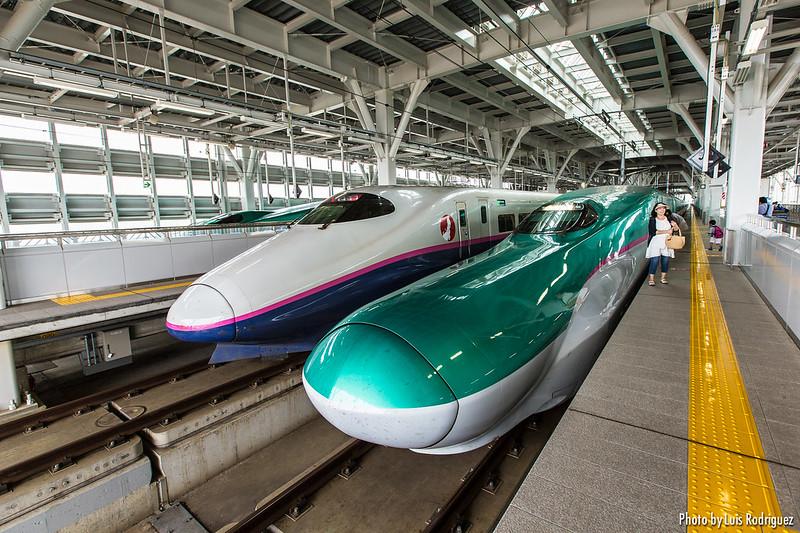 Shinkansen Series E5-13