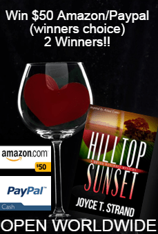 Hilltop Sunset Review and Giveaway