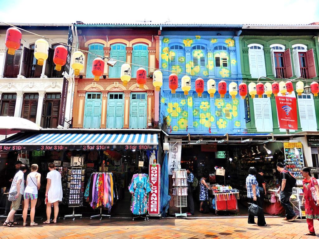 Dónde comer cocodrilo y gastronomía en Singapur (Singapur) - Restaurante chino Chinatown Seafood.