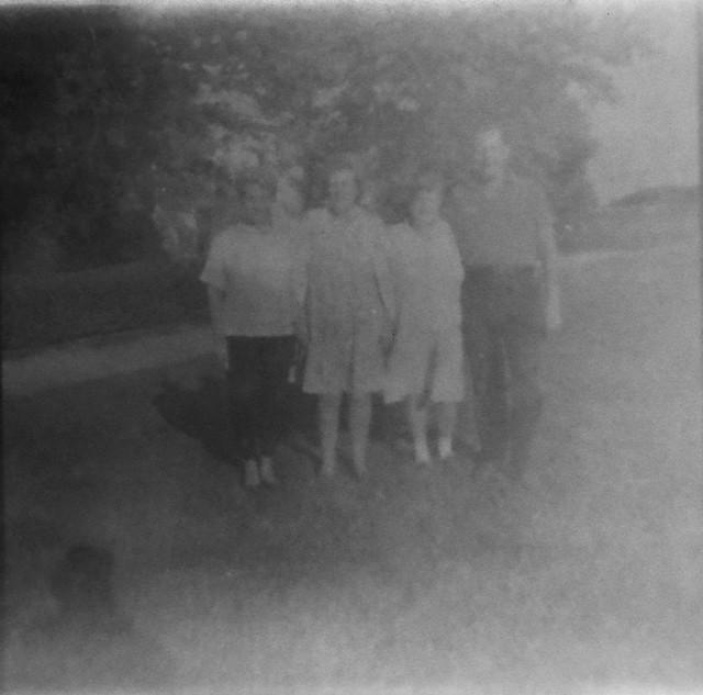 Found Film:  Kodacolor X Good Times