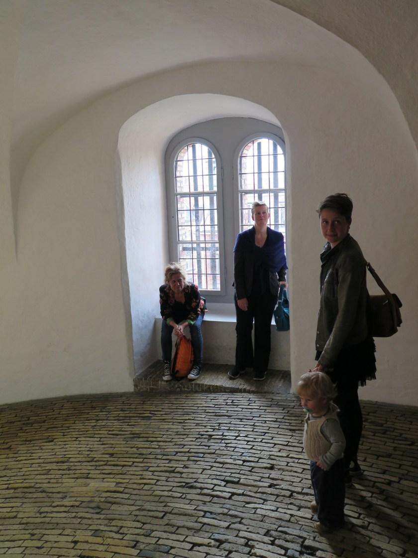 Rundkant i Rundetårn
