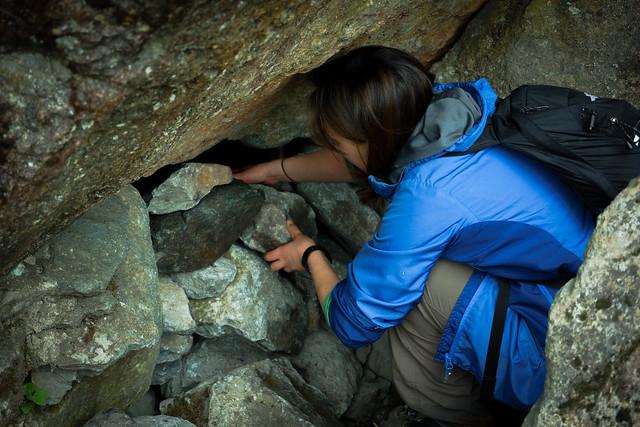 Secret Cave: Uncovering the entrance