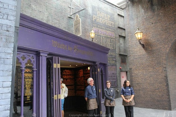 Diagon Alley at Universal Orlando