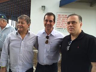 Nanuque com prefeito
