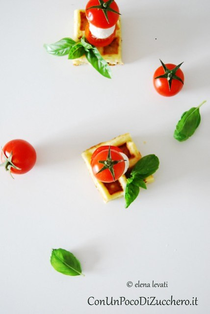 Gaufres Italian Style 4