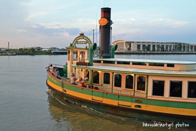 Savannah Belles Ferry  *EXPLORED!*