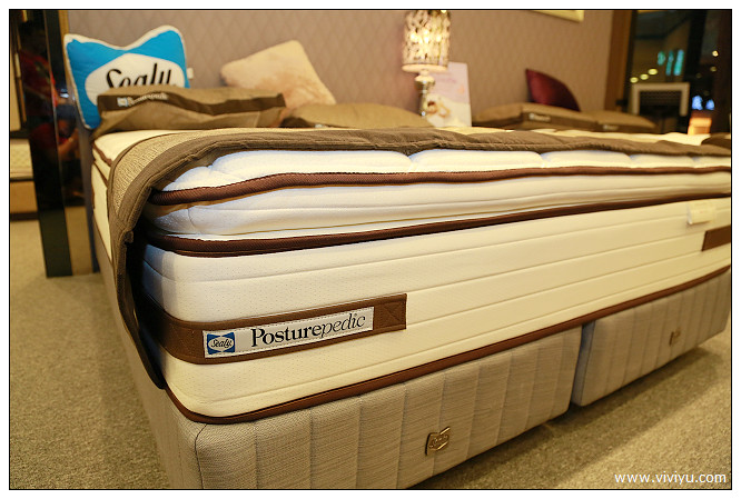 sealy,五星級酒店,席伊麗,床,床墊,睡眠,頂級飯店 @VIVIYU小世界