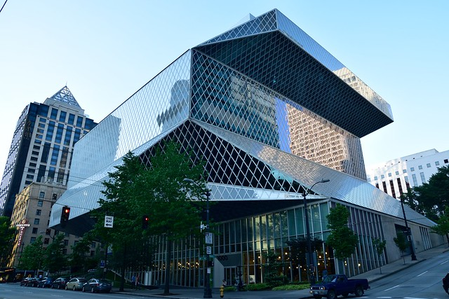 Seattle Public Library, Central Library