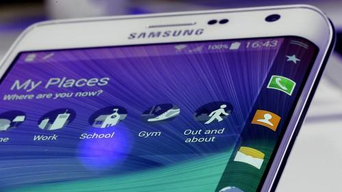Lanzamiento Samsung Galaxy Note 4 Samsung Galaxy Note EDGE iFA 2014