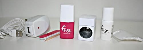 fuse starter set contents