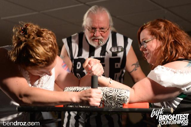 Jun 28, 2014- DCLAW Women\'s Arm Wrestling BYT - Ben Droz -  057