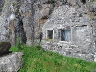 Cave House on Insh Island