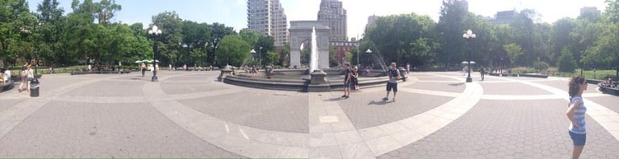 Washington Square, New York City