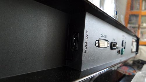 HDMI พอร์ตที่สอง แอบอยู่ตรงนี้