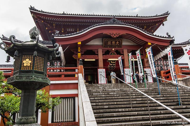 Templo Osu Kannon Nagoya-11