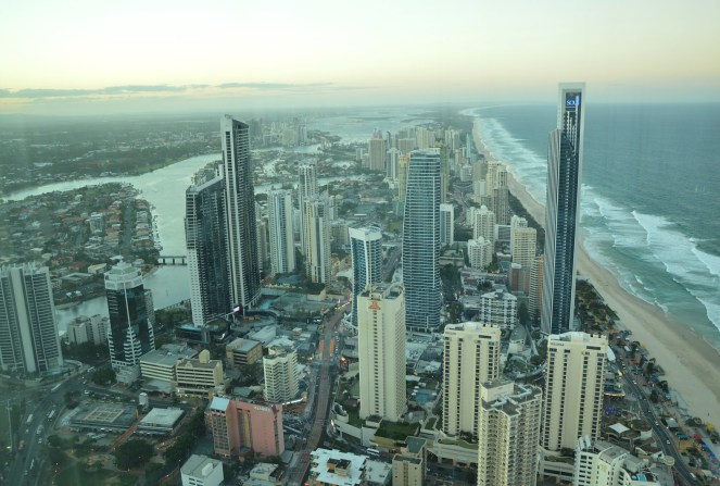Skypoint, Gold Coast, Australia, day