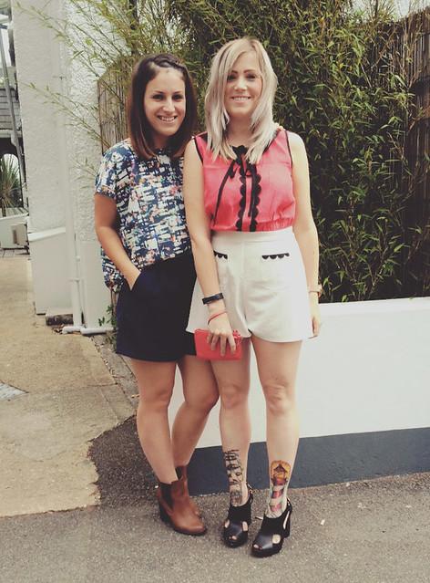 Me and Katy