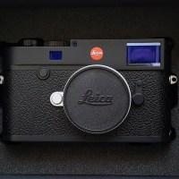 Leica M10, hasta luego.