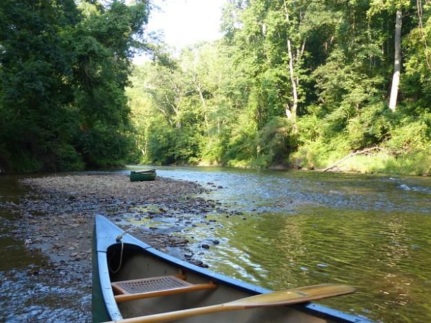 Float the Upper Gunpowder River