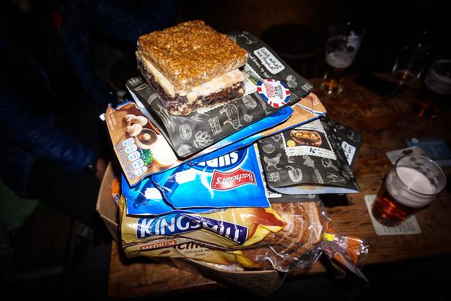 Food haul