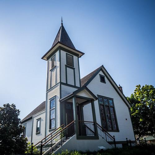 Old Wilsonville Church