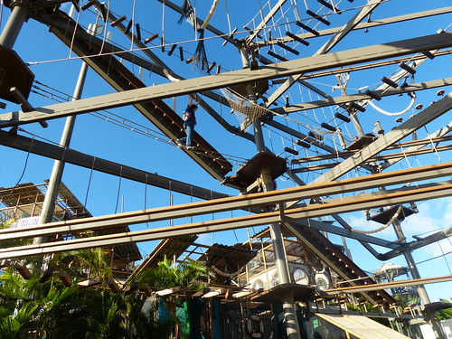 Sky Trail Rope Course