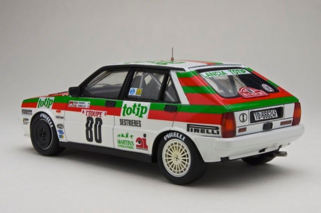 """Lancia Delta Hf 4wd 1987 """"totip"""""""