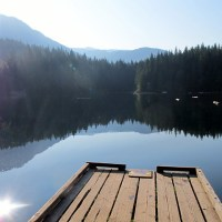 Cat Lake Camping