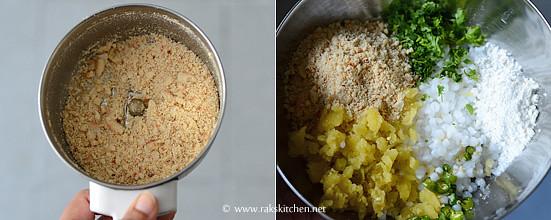 Step 3 sabudana vada recipe