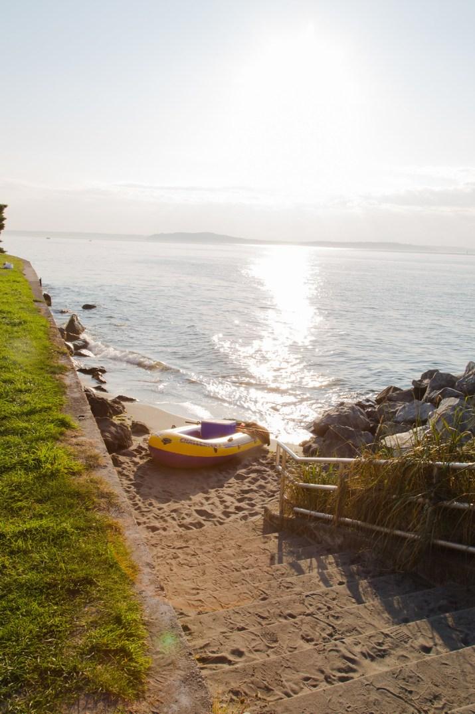 Summer at Alki Beach