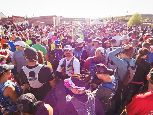 Leadville Trail Marathon start
