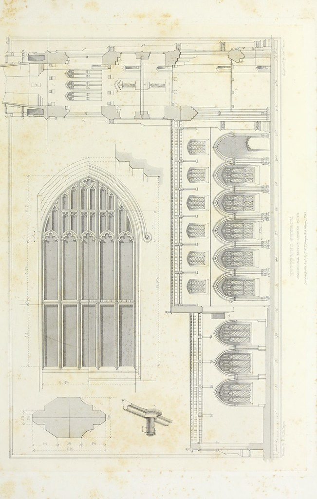 "Image from page 26 of ""Architectural illustrations of Kett… 