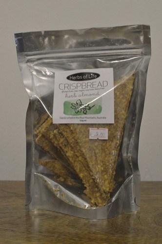 Herbs of Life: Herb almond crispbread