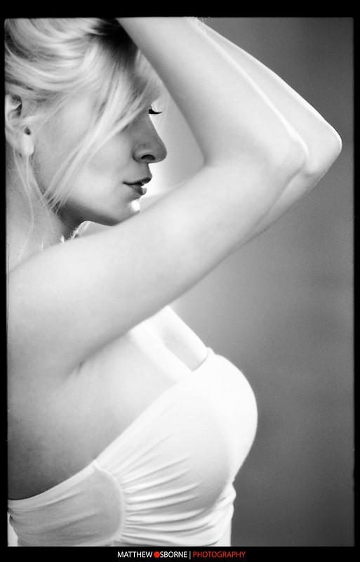 Nikon FM Portrait